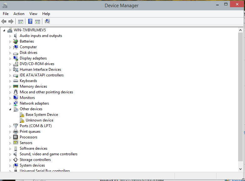 Windows10 Device_Manager